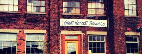 Great Harvest Bread Company is one of Burlington, Vermont.