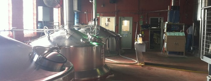 Goose Island Beer Co. is one of Breweries to Visit.