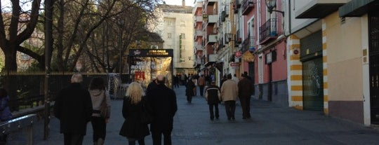 Calle San Francisco is one of Cuenca.