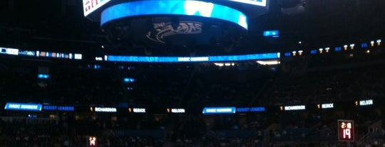Amway Center is one of Great Sport Locations Across United States.