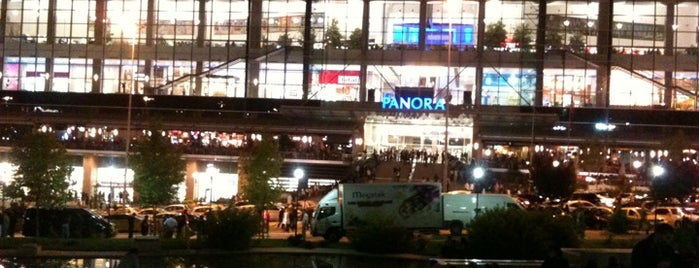 Panora is one of Ankara AVM'leri.