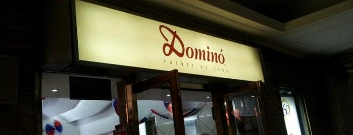 Dominó Agustinas is one of Gastronomía en Santiago de Chile.