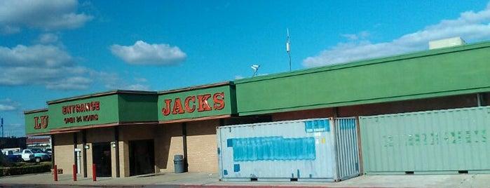 lucky jacks casino shreveport la