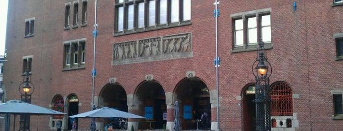 Beurs Van Berlage Café is one of Free WiFi Amsterdam.