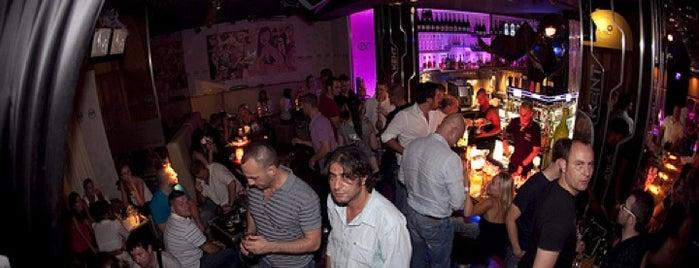 lounge bars in Prague