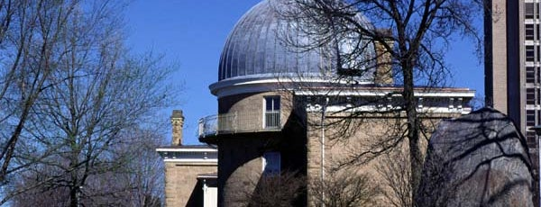 Washburn Observatory is one of Science.