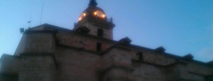 Catedral De Sta. María Del Prado is one of Catedrales de España / Cathedrals of Spain.