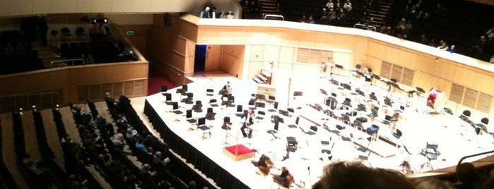 Glasgow Royal Concert Hall is one of STA Travel Glasgow Culture Greatness.