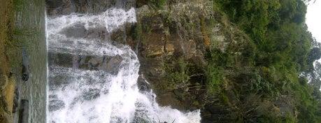 Thác Datanla (Datanla Waterfall) is one of Đà Lạt.