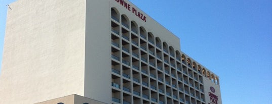 Crowne Plaza Vilamoura - Algarve is one of Hotels in Portugal.