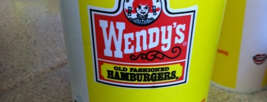 Wendy's is one of Wendy's Take Over Lunch.