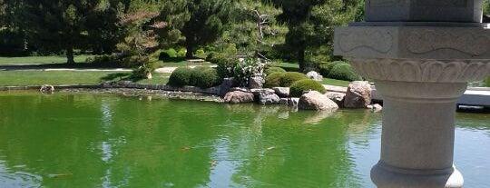 Japanese Friendship Garden is one of Landmarks of Interest for J-Students.