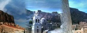 Monemvasia Castle is one of Greek gems.