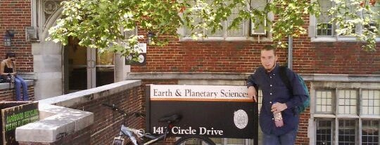 Earth and Planetary Science Building is one of UT Vols Must See!.