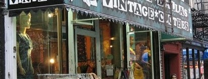 Stella Dallas Vintage Clothing is one of NYC VINTAGE DO.