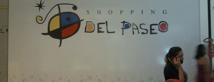 Shopping Del Paseo is one of Guia de compras.