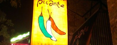 Picante is one of Wicker Park.
