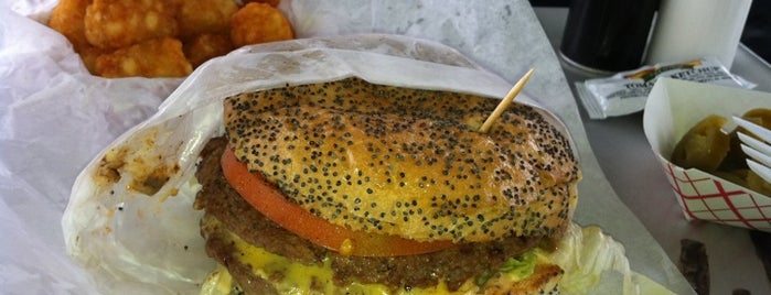 Keller's Drive-In is one of Dallas's Best Burgers - 2012.