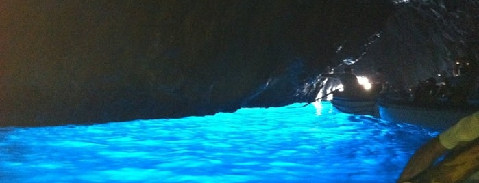 Grotta Azzurra is one of Guide to Capri's best spots.