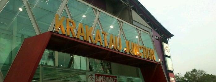 Krakatau Junction is one of Top 10 favorites places in Banten, Indonesia.