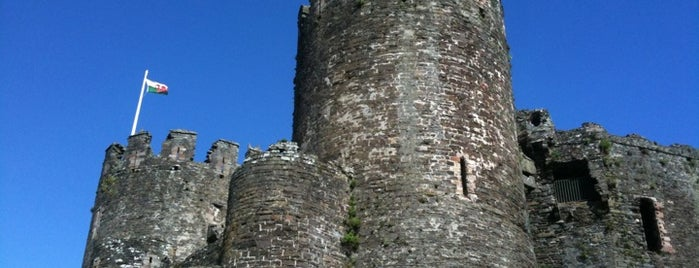 Historic Castles of North Wales