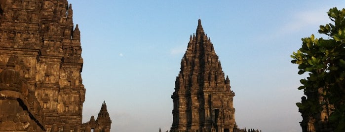 Candi Prambanan (Prambanan Temple) is one of Yogjakarta, Never Ending Asia #4sqCities.