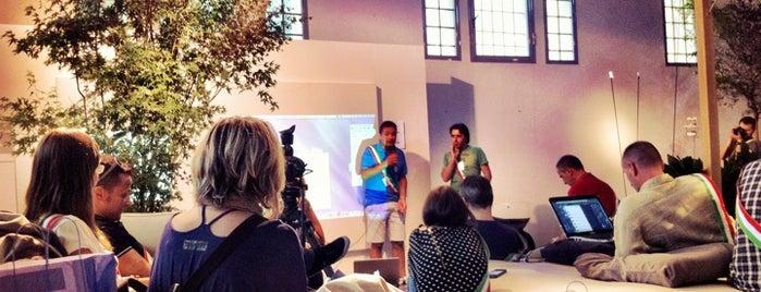 Conferenza dei Sindaci di Foursquare is one of Eventi & Venues Foursquare In Italia.