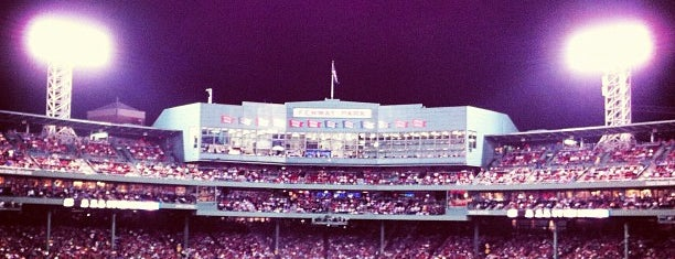 Fenway Park is one of Bean Town Shops & To-Dos.