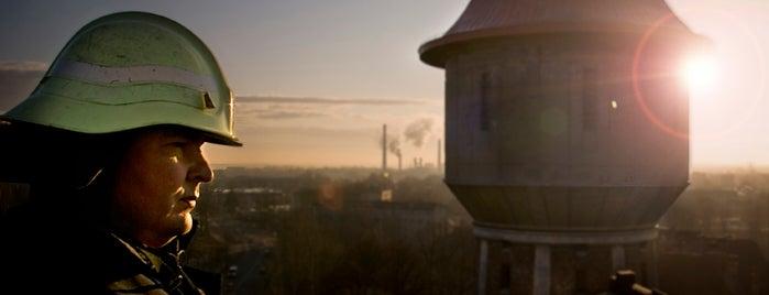 Čiekurkalna ūdenstornis | Water tower is one of Unveil Riga : Atklāj Rīgu : Открой Ригу.