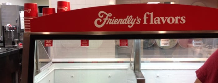 Friendly's is one of Haverhill.