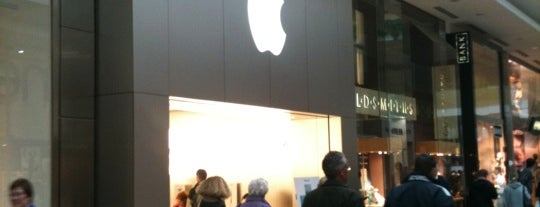 Apple WestQuay is one of All Apple Stores in Europe.