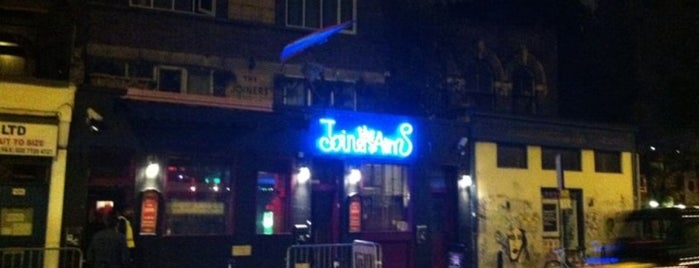 Joiners Arms is one of London.