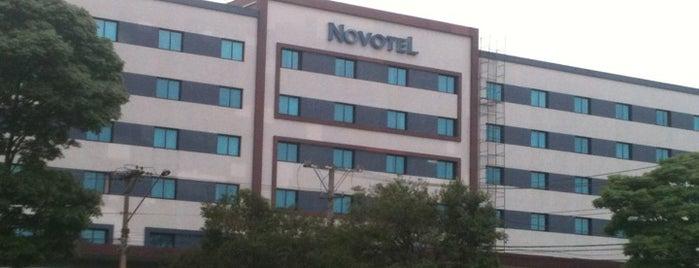 Novotel São Paulo Center Norte is one of Hotéis.