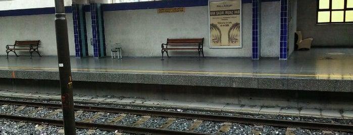 Terazidere Metro İstasyonu is one of M1A / M1B - Metro İstasyonları.