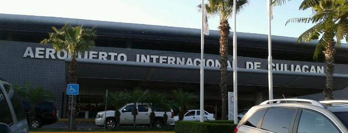 Aeropuerto Internacional de Culiacán (CUL) is one of Airports - worldwide.