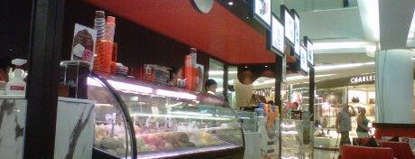 Melt Me Hokkaido Chocolate & Healthy Gelato is one of ╭☆╯Coffee & Bakery ❀●•♪.。.