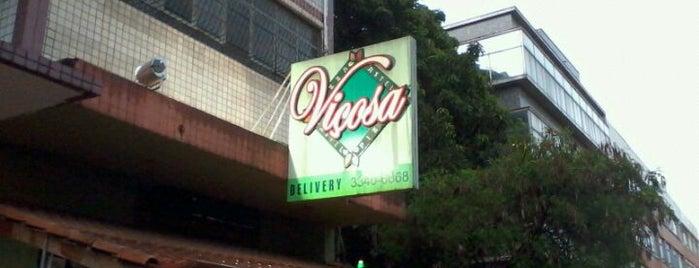 Pastelaria Viçosa is one of Lugares....