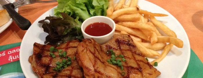Sizzler is one of All-time favorites in Thailand.