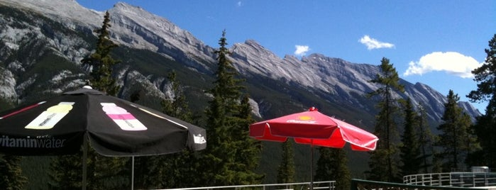 Banff Upper Hot Springs is one of Canada Favorites.