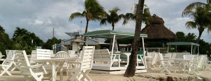 Lorelei Restaurant & Cabana Bar is one of Keys.