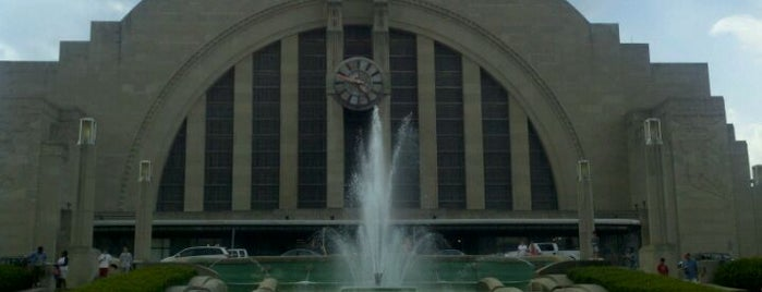 Cincinnati Museum Center at Union Terminal is one of Best Places to Check out in United States Pt 3.