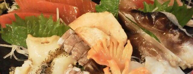 活魚料理 よし成 is one of 酒場放浪記 #2.