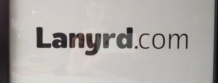 Lanyrd HQ is one of Tech Trail: London.