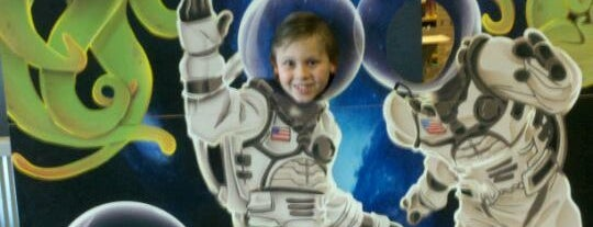 Science Museum Oklahoma is one of To Visit in OKC.