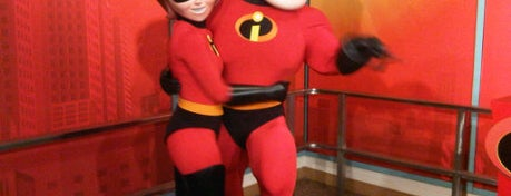 Incredibles Meet & Greet is one of Walt Disney World.