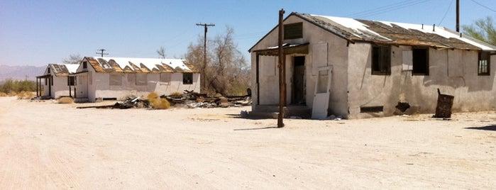 Desert Center, CA is one of USA Trip 2013 - The Desert.