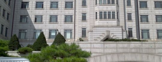 Yonsei University is one of Swarming Places in S.Korea.