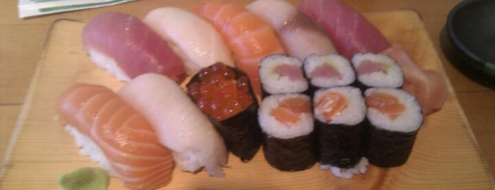 Kojiro - Sushi Bar is one of vienna.