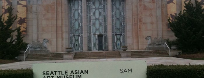Seattle Asian Art Museum is one of Must-have Experiences in Seattle.