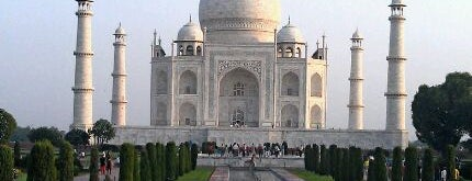 Taj Mahal is one of The 7 WONDERS of The World.